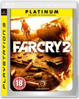 Диск Far Cry 2 [PS3]
