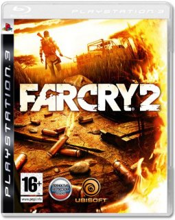 Диск Far Cry 2 Steelbook Edition [PS3]