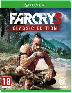Диск Far Cry 3 Classic Edition [Xbox One]