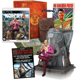 Диск Far Cry 4 Kyrat Edition [PS3]