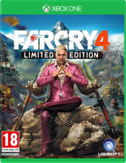 Диск Far Cry 4 - Limited Edition [Xbox One]