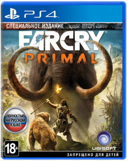 Диск Far Cry Primal [PS4]