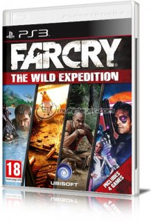 Диск Far Cry The Wild Expedition [PS3]