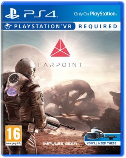 Диск Farpoint [PS4/PSVR]