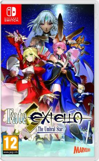 Диск Fate Extella: The Umbral Star (Б/У) [NSwitch]