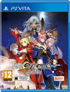 Диск Fate Extella: The Umbral Star [PS Vita]