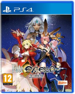 Диск Fate Extella: The Umbral Star [PS4]