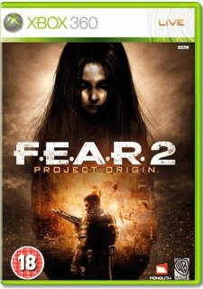 Диск F.E.A.R. 2: Project Origin (FEAR 2) (Б/У) [X360]