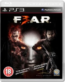 Диск FEAR 3 (F.3.A.R.) (Б/У) [PS3]