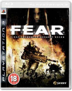 Диск F.E.A.R. (FEAR) (Б/У) [PS3]