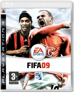 Диск FIFA 09 [PS3]