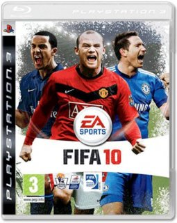 Диск FIFA 10 [PS3]