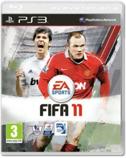 Диск FIFA 11 [PS3]