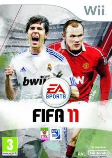 Диск FIFA 11 [Wii]