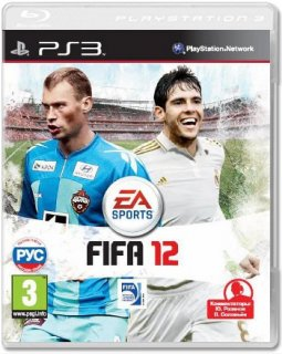 Диск FIFA 12 [PS3]