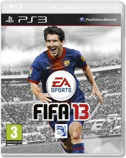 Диск FIFA 13 [PS3]
