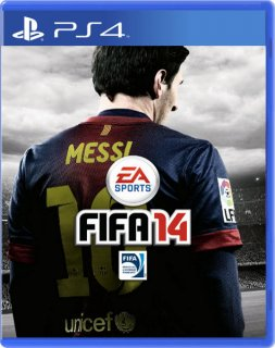 Диск FIFA 14 [PS4]