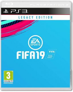 Диск FIFA 19 Legacy Edition [PS3]