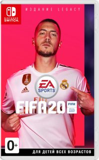 Диск FIFA 20 - Legacy Edition [NSwitch]