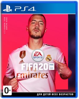 Диск FIFA 20 [PS4]