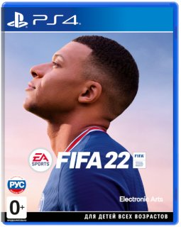 Диск FIFA 22 [PS4]