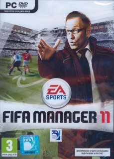 Диск FIFA Manager 11 [PC]