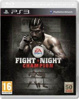 Диск Fight Night Champion (Б/У) [PS3]