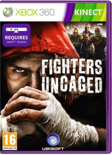Диск Fighters Uncaged [X360, Kinect]