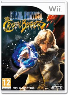 Диск Final Fantasy Crystal Chronicles: The Crystal Bearers (Б/У) [Wii]
