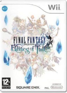 Диск Final Fantasy Crystal Chronicles: Echoes of Time [Wii]
