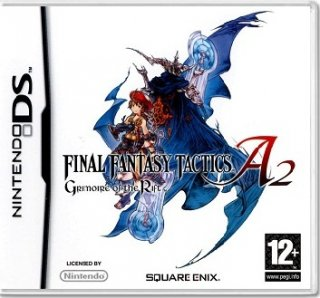 Диск Final Fantasy Tactics A2: Grimoire of the Rift (Б/У) [DS]