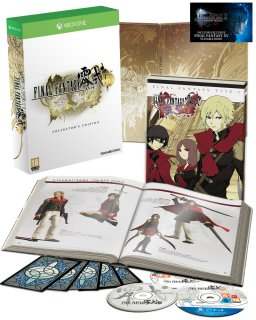 Диск Final Fantasy Type-0 HD Collector's Edition [Xbox One]
