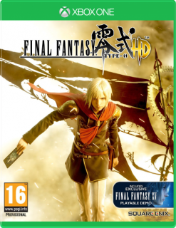 Диск Final Fantasy Type-0 HD (Б/У) [Xbox One]
