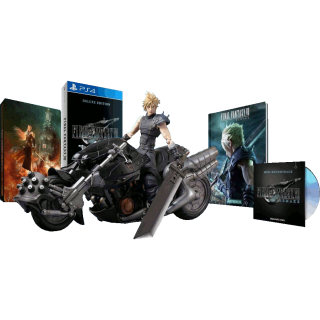 Диск Final Fantasy VII Remake - 1st Class Edition [PS4]