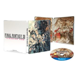 Диск Final Fantasy XII: The Zodiac Age - Limited Edition (Б/У) [PS4]