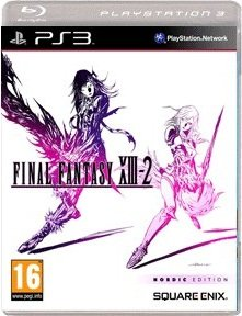 Диск Final Fantasy XIII-2 Nordic Edition [PS3]