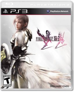 Диск Final Fantasy XIII-2 (US) (Б/У) [PS3]