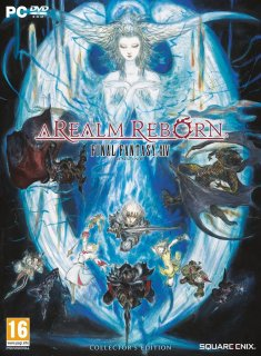 Диск Final Fantasy XIV: A Realm Reborn. Collector's Edition [PC]
