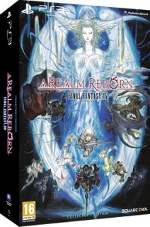 Диск Final Fantasy XIV: A Realm Reborn. Collector's Edition (Б/У) [PS3]