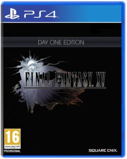 Диск Final Fantasy XV - Day One [PS4]