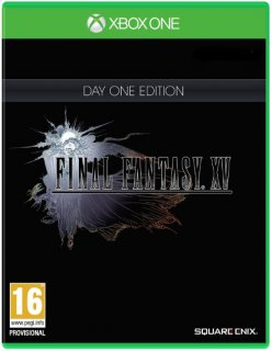 Диск Final Fantasy XV - Day One [Xbox One]