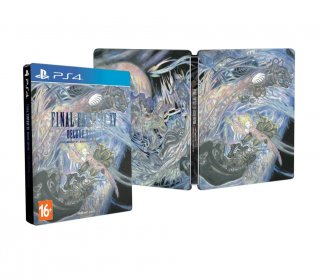 Диск Final Fantasy XV - Deluxe Edition [PS4]