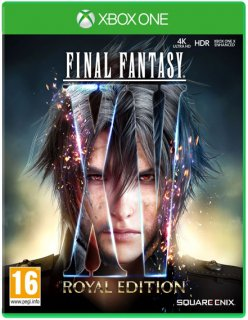 Диск Final Fantasy XV Royal Edition [Xbox One]
