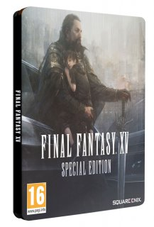 Диск Final Fantasy XV - Special Edition [Xbox One]