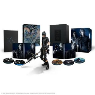 Диск Final Fantasy XV - Ultimate Collector's Edition