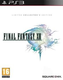 Диск Final Fantasy XIII. Collector's Edition (Б/У) [PS3]