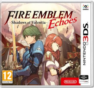 Диск Fire Emblem Echoes: Shadows of Valentia [3DS]