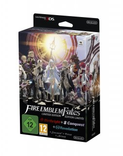 Диск Fire Emblem Fates - Special Edition [3DS]