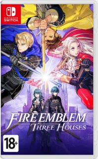 Диск Fire Emblem: Three Houses [NSwitch]