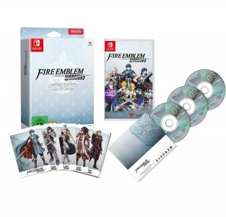 Диск Fire Emblem Warriors - Limited Edition [NSwitch]